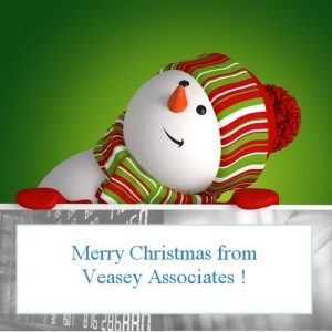 Christmas 2012 - Seasons Greetings - Veasey Associates