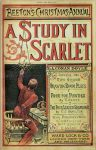 cover of the book: A Study in Scarlet
